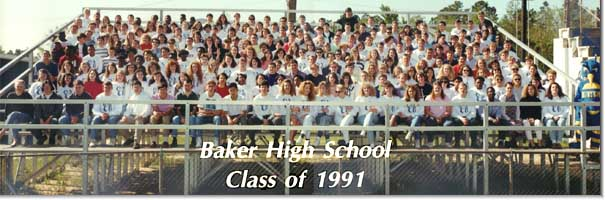 Baker High School Class of 1991